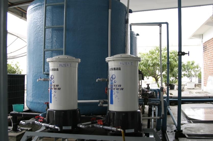 Service Filter Air Yamaha Tangerang